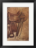 Framed Saddle II