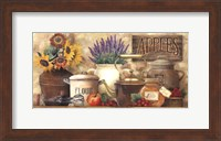 Framed Antique Kitchen