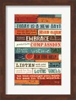 Framed New Day