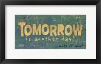 Framed Tomorrow