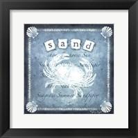 Framed Sand