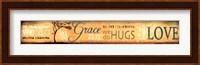Framed Grace and Love