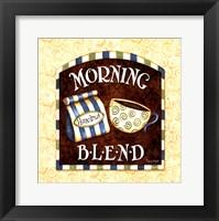 Framed Morning Blend