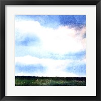 Framed Bright Field III