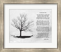 Framed Robert Frost The Road Not Taken