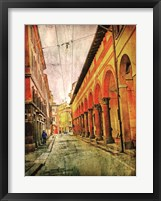 Framed Streets of Italy IV