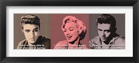 Framed American Icons