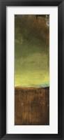 Antigua Bay II Framed Print