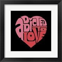 Framed Addicted to Love