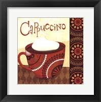 Cup of Joe II Framed Print