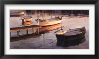 Framed Barques al Port