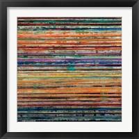 Framed Shattered Earth