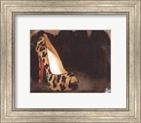 Framed Shoe Box III