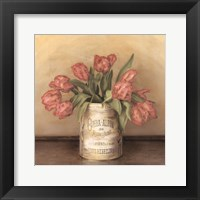 Framed Royal Tulips