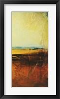 Noon II Framed Print