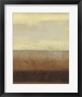 Sahara I Framed Print