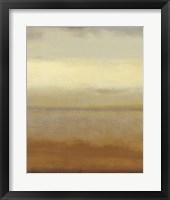 Sahara II Framed Print