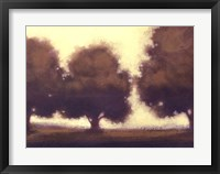 Calm Meadow II Framed Print