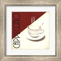 Framed Cafe Moderne II