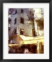 Framed Brasserie I