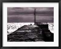 Framed Stone Pier