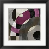 Framed Concentric Squares I