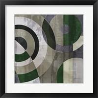 Framed Concentric Squares IV