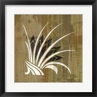 Framed Glyphic Tiles II