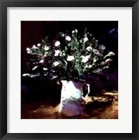 Framed Classic Flowers II