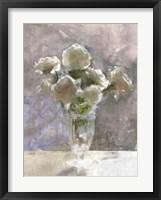 Framed Roses in the Sun