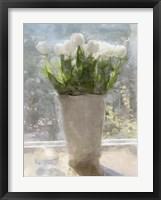 Framed Tulips in the Sun