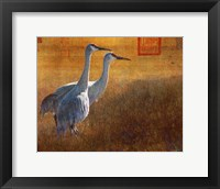 Framed Walking Cranes