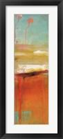 Sugar Bay I Framed Print