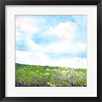 Framed Bright Field I