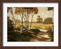 Framed Country Walk II