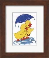 Framed Ducks - Share
