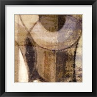 Textures Align II Framed Print