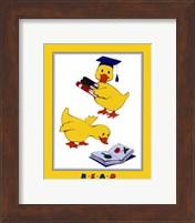 Framed Ducks - Reading