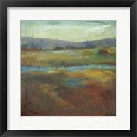 Barons Creek Vista I Framed Print