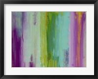 Spring Stream I Framed Print