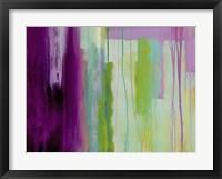 Spring Stream II Framed Print