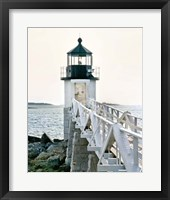 Framed Lighthouse Views I