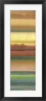 Ambient Sky II Framed Print