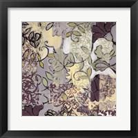 Framed Spring Bouquet I