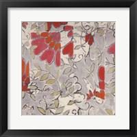 Framed Spring Bouquet III