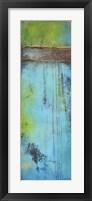 Fisher Island II Framed Print