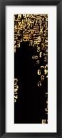 Stock II Framed Print