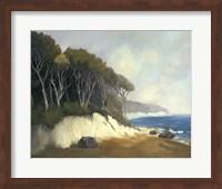 Framed Northern Shore II