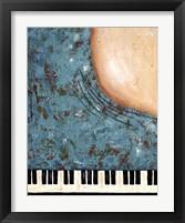Grandiose II Framed Print