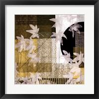 Gold Rush I Framed Print